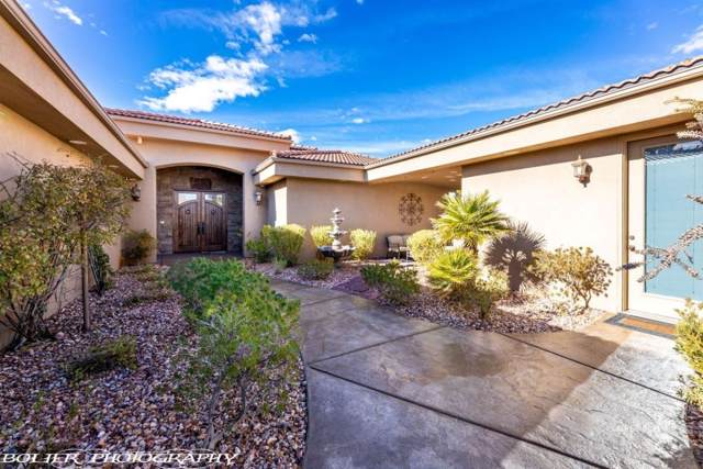 495 Calais Dr, Mesquite, NV 89027 (MLS #1120866) :: RE/MAX Ridge Realty