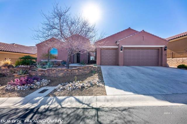 1389 Prominence Ln, Mesquite, NV 89034 (MLS #1120937) :: RE/MAX Ridge Realty