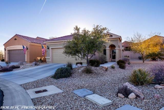 1009 Cracker Barrel Cr., Mesquite, NV 89034 (MLS #1120944) :: RE/MAX Ridge Realty