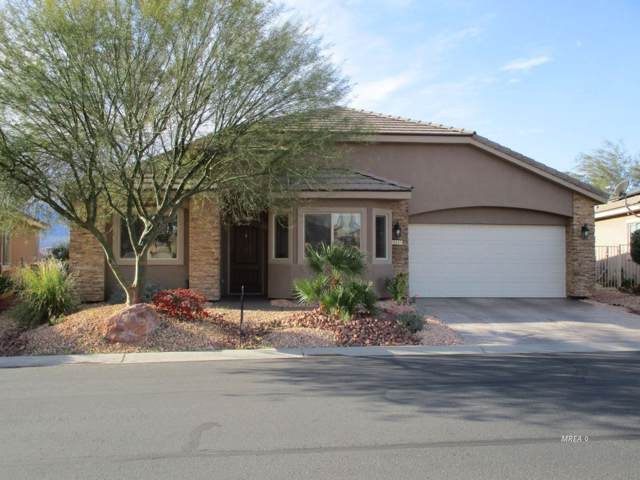 1147 Mesa Verde Run, Mesquite, NV 89027 (MLS #1120953) :: RE/MAX Ridge Realty