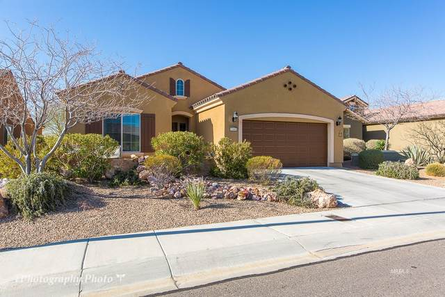 1168 Waterfall View, Mesquite, NV 89034 (MLS #1121074) :: RE/MAX Ridge Realty