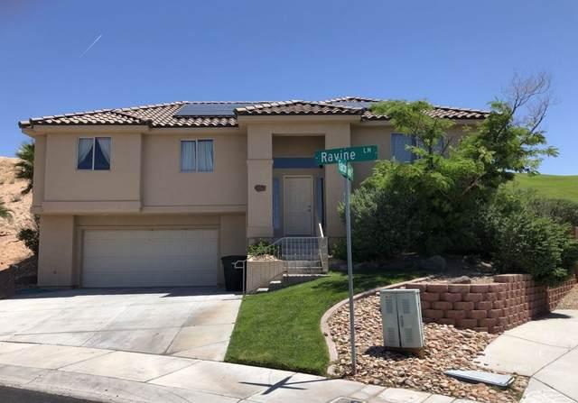 406 Ravine Ln, Mesquite, NV 89027 (MLS #1121106) :: RE/MAX Ridge Realty