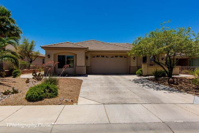 444 Highland View Ct, Mesquite, NV 89027 (MLS #1121290) :: RE/MAX Ridge Realty