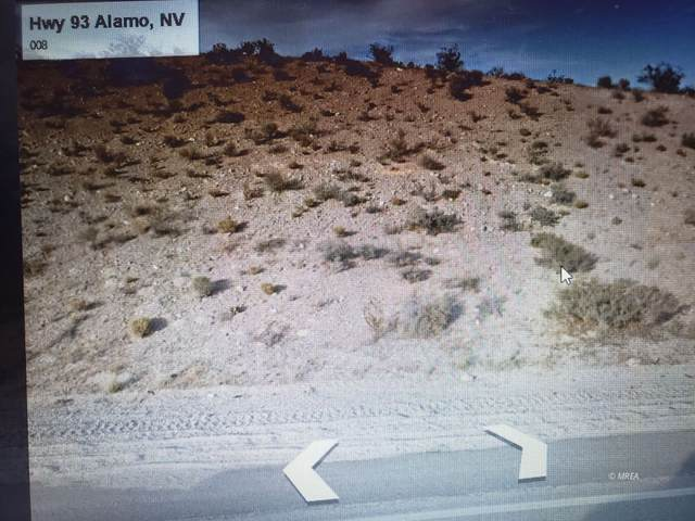 Hwy 93, Alamo, NV 89001 (MLS #1121293) :: RE/MAX Ridge Realty