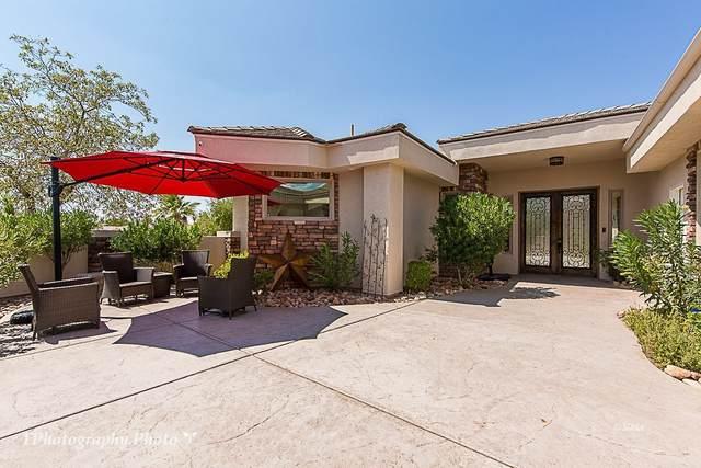 503 Redd Hills Pkwy, Mesquite, NV 89027 (MLS #1121573) :: RE/MAX Ridge Realty