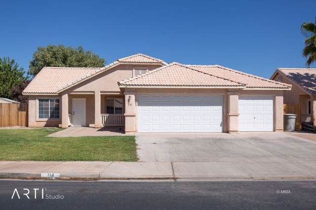 114 Falcon St, Mesquite, NV 89027 (MLS #1121591) :: RE/MAX Ridge Realty