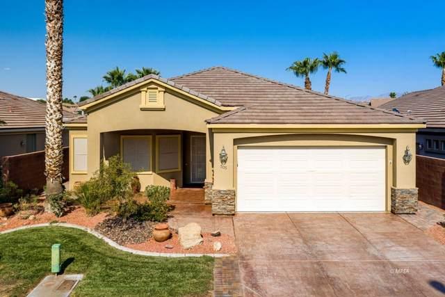 705 Arguello Cir, Mesquite, NV 89027 (MLS #1121626) :: RE/MAX Ridge Realty