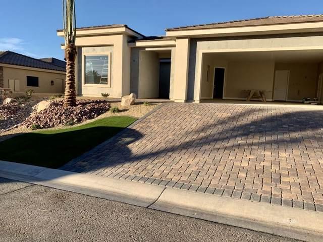461 Apogee Crest, Mesquite, NV 89027 (MLS #1121737) :: RE/MAX Ridge Realty