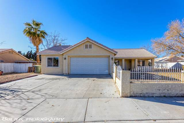 263 Gean St, Mesquite, NV 89027 (MLS #1121775) :: RE/MAX Ridge Realty