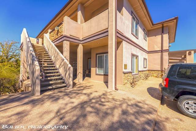 405 Paradise Parkway #190, Mesquite, NV 89027 (MLS #1122100) :: RE/MAX Ridge Realty