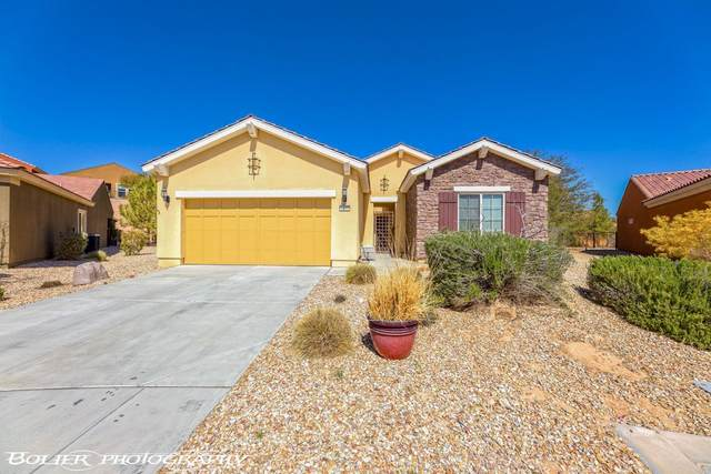 1089 Back Country Trail, Mesquite, NV 89027 (MLS #1122253) :: RE/MAX Ridge Realty