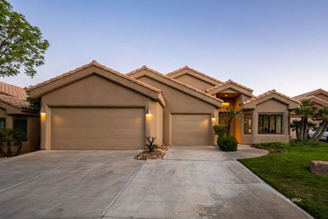 640 Pinnacle Ct, Mesquite, NV 89027 (MLS #1122325) :: RE/MAX Ridge Realty