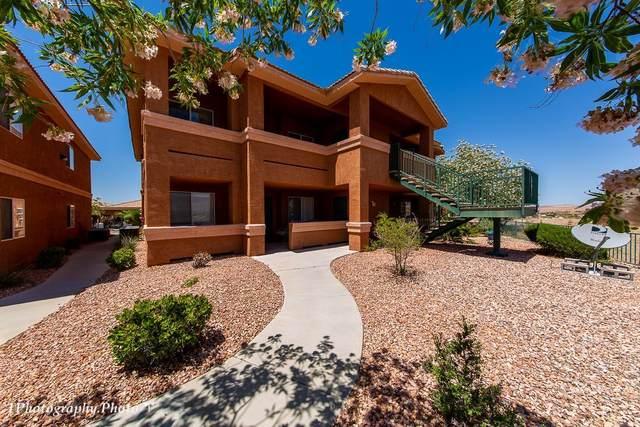 287 Haley Way B, Mesquite, NV 89027 (MLS #1122384) :: RE/MAX Ridge Realty