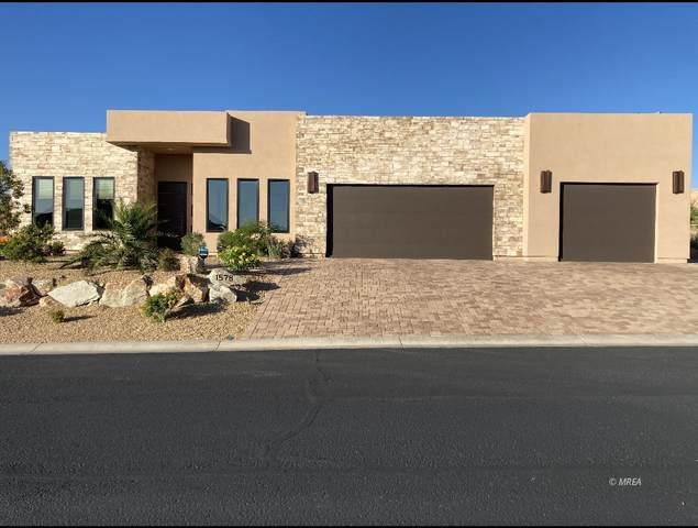 1578 Sanctuary Rdg, Mesquite, NV 89027 (MLS #1122386) :: RE/MAX Ridge Realty
