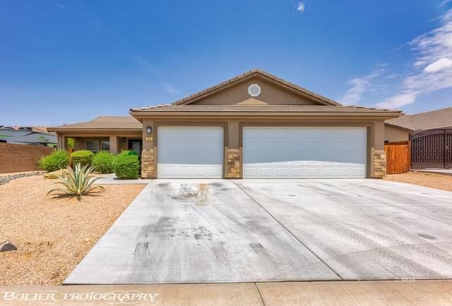 859 Santa Theresa Way, Mesquite, NV 89027 (MLS #1122431) :: RE/MAX Ridge Realty