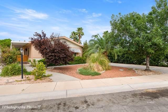 303 Lisa Ln, Mesquite, NV 89027 (MLS #1122566) :: RE/MAX Ridge Realty