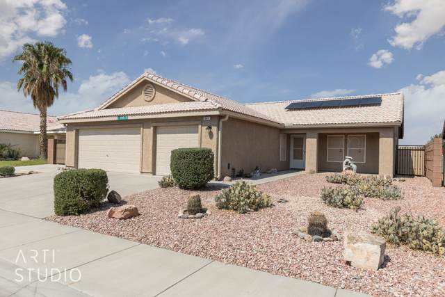 341 Francy Lane, Mesquite, NV 89027 (MLS #1122685) :: RE/MAX Ridge Realty