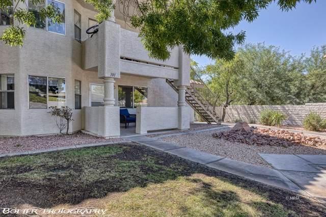 411 Mesa Blvd #101, Mesquite, NV 89027 (MLS #1122746) :: RE/MAX Ridge Realty