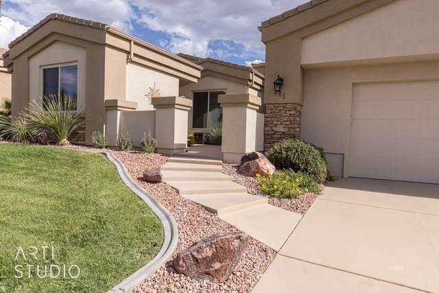 608 Ridgeview Dr, Mesquite, NV 89027 (MLS #1122755) :: RE/MAX Ridge Realty
