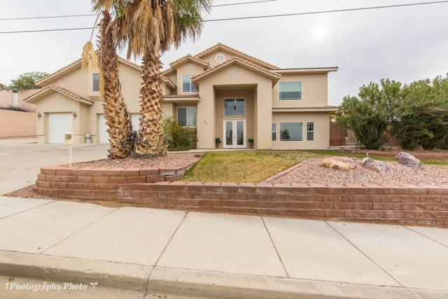 880 Hillside Dr, Mesquite, NV 89027 (MLS #1118614) :: RE/MAX Ridge Realty