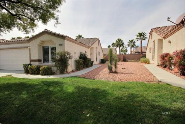 569 Torrey Pines, Mesquite, NV 89027 (MLS #1118855) :: RE/MAX Ridge Realty