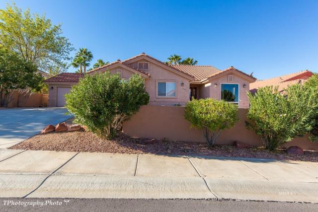 887 Ironwood Dr, Mesquite, NV 89027 (MLS #1119603) :: RE/MAX Ridge Realty