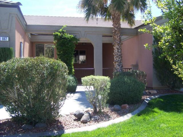 882 Jensen Dr, Mesquite, NV 89027 (MLS #1119926) :: RE/MAX Ridge Realty