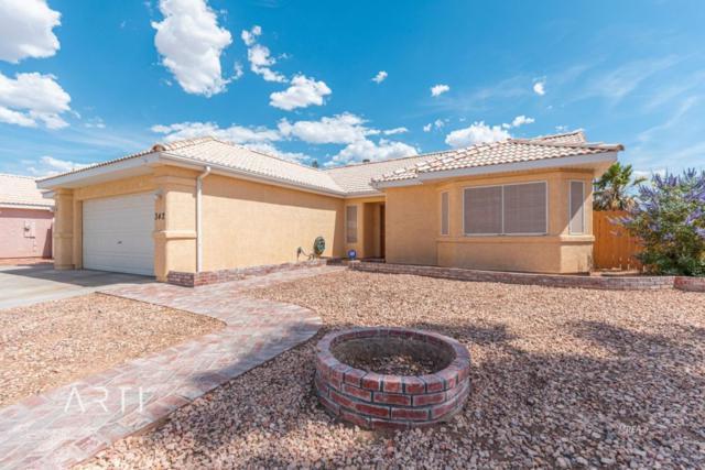 342 Poppy Ln, Mesquite, NV 89027 (MLS #1120273) :: RE/MAX Ridge Realty