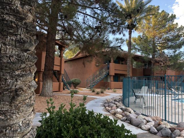 929 Mesquite Springs Dr #202, Mesquite, NV 89027 (MLS #1120390) :: RE/MAX Ridge Realty