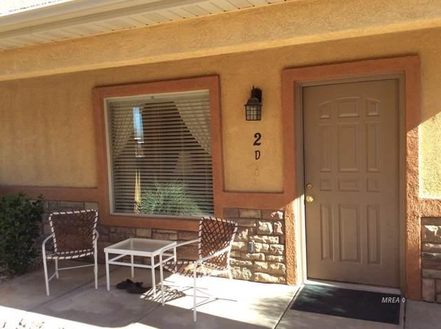 717 W. Hafen Lane 2 D, Mesquite, NV 89027 (MLS #1120485) :: RE/MAX Ridge Realty