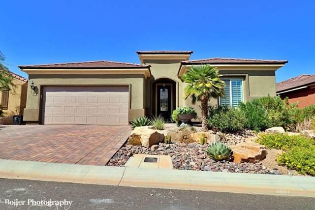 1097 Pine Nut Way, Mesquite, NV 89034 (MLS #1120578) :: RE/MAX Ridge Realty