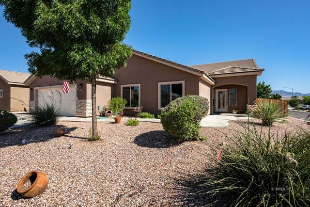 832 Santa Theresa Way, Mesquite, NV 89027 (MLS #1120841) :: RE/MAX Ridge Realty