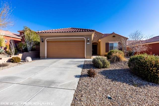 1030 Winder Stock Trail, Mesquite, NV 89034 (MLS #1120864) :: RE/MAX Ridge Realty