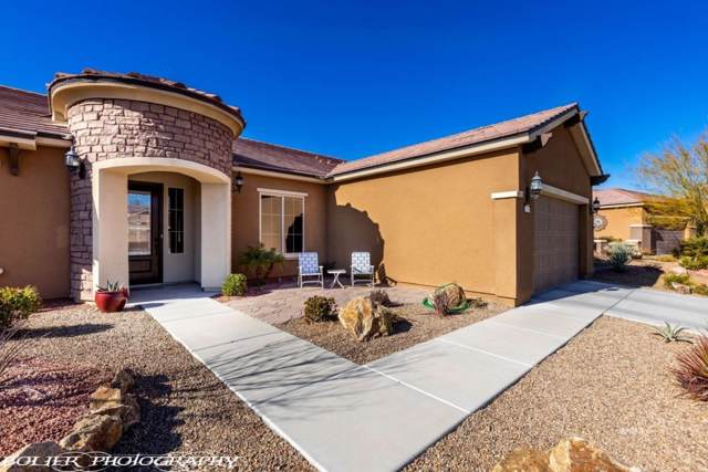 1208 Waterfall View, Mesquite, NV 89034 (MLS #1120934) :: RE/MAX Ridge Realty