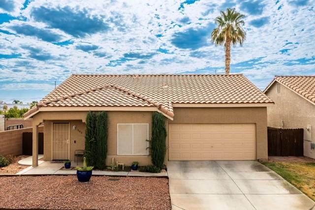 502 Sagebrush St, Mesquite, NV 89027 (MLS #1122523) :: RE/MAX Ridge Realty