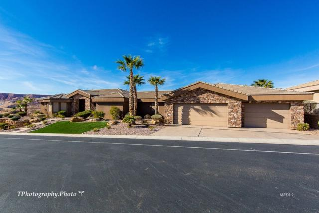 1111 Falcon Nest Ct, Mesquite, NV 89027 (MLS #1117884) :: RE/MAX Ridge Realty