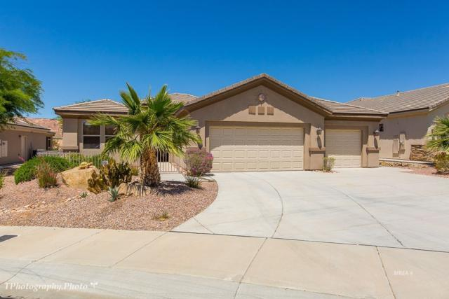 555 Woods Ct, Mesquite, NV 89027 (MLS #1119047) :: RE/MAX Ridge Realty