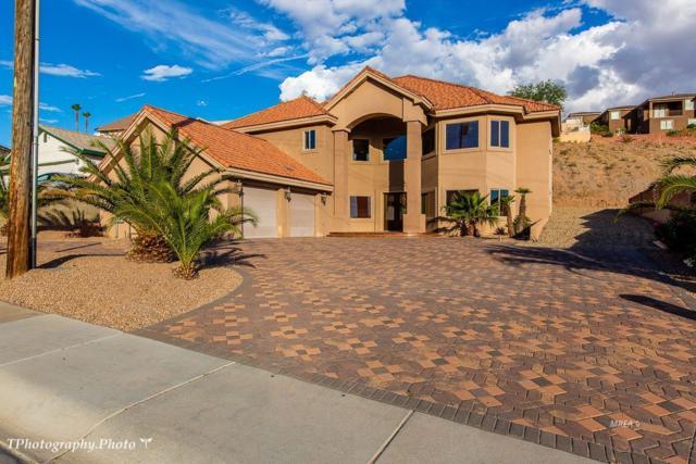 620 Hillside Dr, Mesquite, NV 89027 (MLS #1120252) :: RE/MAX Ridge Realty