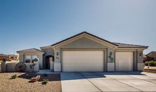 668 Morning Mist Way, Mesquite, NV 89027 (MLS #1120634) :: RE/MAX Ridge Realty