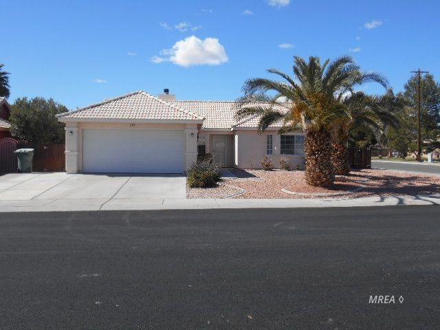 295 Sage Way, Mesquite, NV 89027 (MLS #1118861) :: RE/MAX Ridge Realty