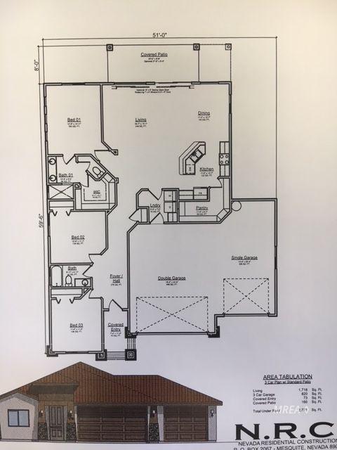 1677 Slate St, Mesquite, NV 89027 (MLS #1119071) :: RE/MAX Ridge Realty