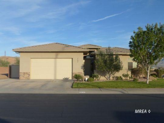 352 Juniper Way, Mesquite, NV 89027 (MLS #1119777) :: RE/MAX Ridge Realty