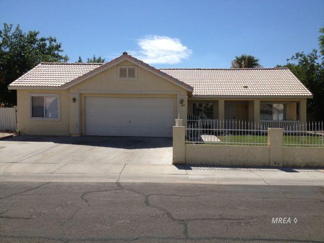 263 Gean St, Mesquite, NV 89027 (MLS #1120075) :: RE/MAX Ridge Realty