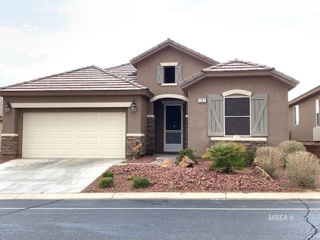 1391 Huntington Heights, Mesquite, NV 89027 (MLS #1120080) :: RE/MAX Ridge Realty