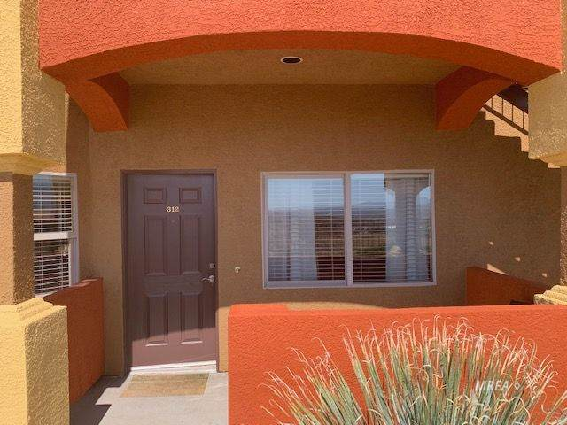 890 Kitty Hawk Dr #312, Mesquite, NV 89027 (MLS #1120583) :: RE/MAX Ridge Realty