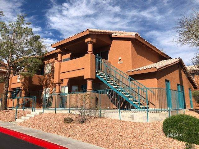 910 Mesquite Springs Dr #201, Mesquite, NV 89027 (MLS #1121153) :: RE/MAX Ridge Realty