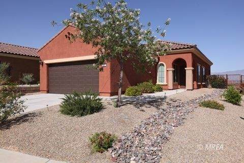 832 Frontier Canyon, Mesquite, NV 89034 (MLS #1122426) :: RE/MAX Ridge Realty