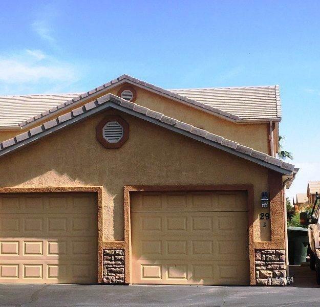 717 W. Hafen Ln 29D, Mesquite, NV 89027 (MLS #1122667) :: RE/MAX Ridge Realty