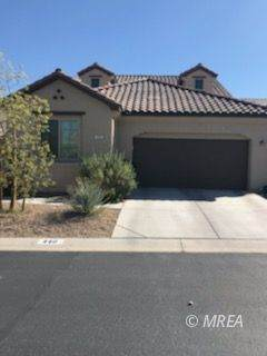 440 Cliffrose Ave, Mesquite, NV 89027 (MLS #1122773) :: RE/MAX Ridge Realty
