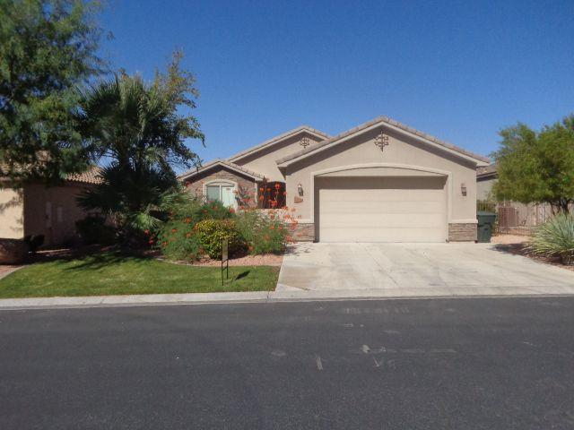 1411 Chaparral Dr, Mesquite, NV 89027 (MLS #1118383) :: RE/MAX Ridge Realty